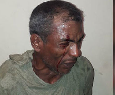 LE ECHAN EL GUANTE ;Apresan hombre robó varios artículos en una ferretería