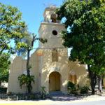 Ladrones rompen ventana y roban varios objetos de iglesia católica El Cercado