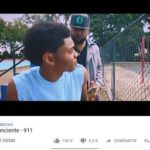 Lapiz Conciente demuestra consistencia se mantuvo en primer lugar en la tendencia de YouTube el mismo dia de los Soberanos .