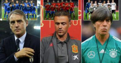 Las revoluciones que vienen para la Eurocopa 2020