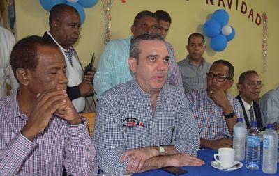 Luis Abinader pide respeto por la Constitución
