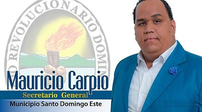 Mauricio Carpio anuncia sus aspiraciones a la secretaria general del PRD