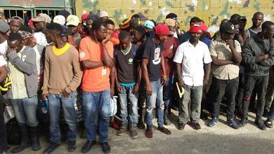 Migración detiene a más de 1000 extranjeros en distintas provincias en el país