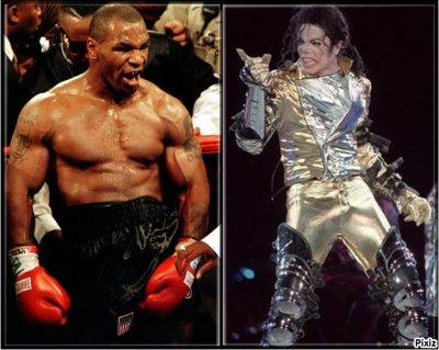 """NO ERA  VIOLADOR :Mike Tyson, amigo de Michael Jackson: """"Yo no hubiese dejado a mi hijo con Michael"""""""