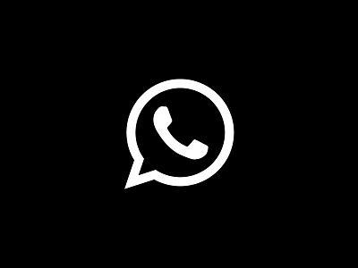 OSCURIDAD :El modo oscuro de WhatsApp se deja ver en la última beta de la aplicación