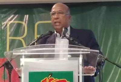 Onofre Rojas lanza precandidatura a la presidencia