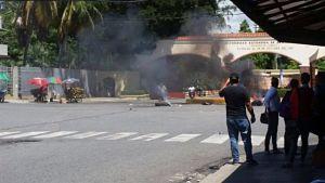 POR LIOSOS UASD cancela seis empleados acusados supuestamente de participar en disturbios