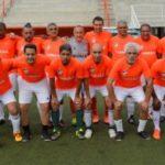 Panam del CFC se corona campeón festival nacional fútbol veteranos