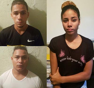 Prisión preventiva por 12 meses a una mujer y dos hombres presuntos asesinos de un holandés en Puerto Plata