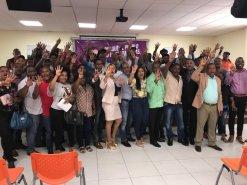 REELECCIÓN ARRANCA EN BAHORUCO : Se pronuncian en favor del presidente Danilo Medina