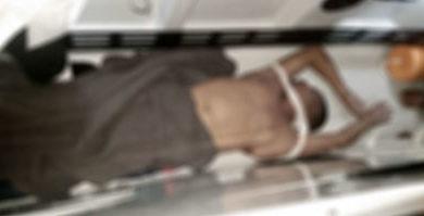 Rescatan 15 sobrevivientes y un cadáver en viaje ilegal