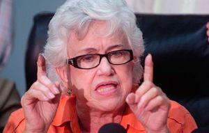 SER ARMO :Milagros pide JCE frenar amenaza de Lucía Medina a libre determinación del sufragio