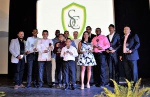 Santiago Country Club realiza primera gala El Atleta del Año, tenista Keisy Minaya es la más destacada