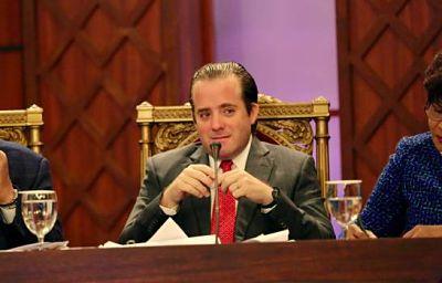 Senador puerto plateño José Paliza asegura se violó el reglamento del CNM en evaluación de jueza Germán Brito