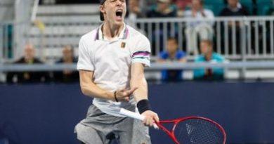 Shapovalov sobre Roger Federer: Llevo toda la vida soñando con este partido