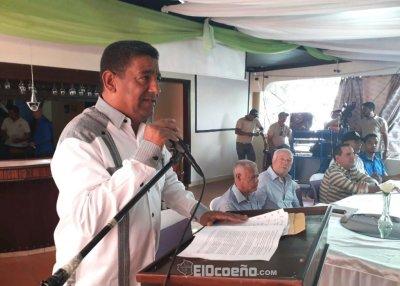 TIENES QUE CONOCERLO ; Geovanny Arias presenta precandidatura a diputado por el PLD