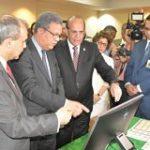 Demostración JCE, Leonel Fernández dice es confiable voto automatizado