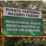 OTRA MÁS QUE SE LANZA ;Mujer se tira de puente peatonal en Monseñor Nouel y sigue con vida