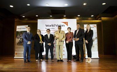 World Vision presentó reporte de respuesta a emergencias y ayuda humanitaria