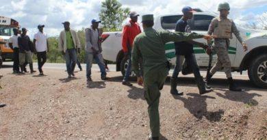 Apresan y deportarán haitianos que depredaban el parque los Haitises