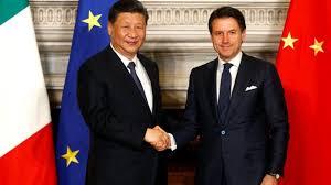 Italia firma un acuerdo con China para unirse a la Nueva Ruta de la Seda