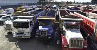 Fenatrado advierte paralizará camiones cuantas veces sea necesario