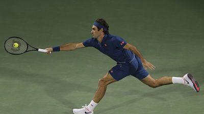 Roger Federer alcanza los 100 títulos en el circuito masculino