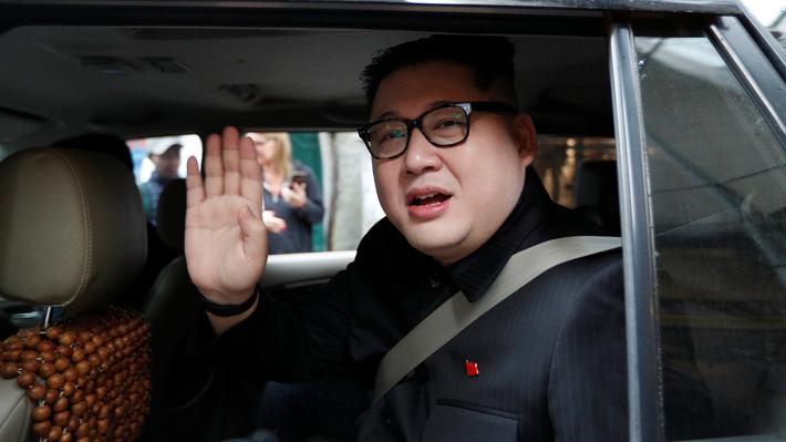 Con tributo a líder de la revolución, Kim Jong-Un terminó su visita a Vietnam