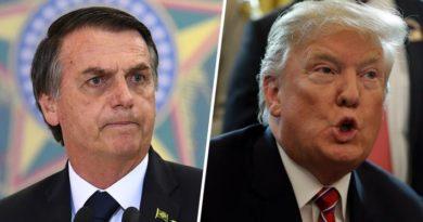 """Bolsonaro viaja a EE.UU. este domingo para sostener un encuentro con su """"amigo"""" Trump"""