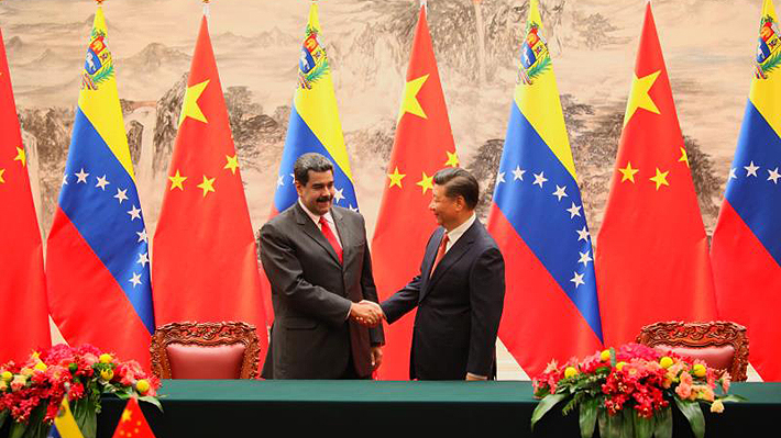 Venezuela recibe 65 toneladas de medicinas e insumos médicos provenientes desde China
