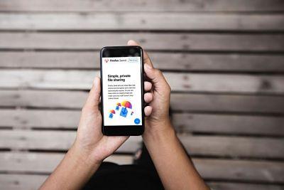 Firefox Send, la app para enviar archivos, ya disponible en Android