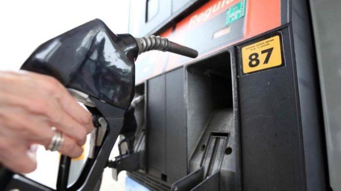 Combustibles suben entre diez centavos y RD$4.60por galón