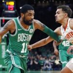 Irving anota 30 y Celtics vencen 129-120 a Hawks
