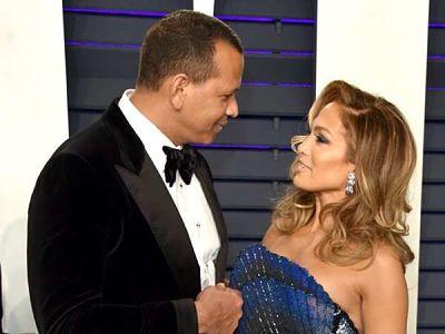 ¡Jennifer Lopez y Alex Rodríguez se comprometieron!