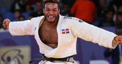 Florentino, histórico en Grand Prix de Judo