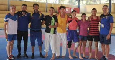 Medallistas olímpicos, en el Clasificatorio