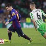 Lionel Messi brilla con triplete en victoria del Barsa
