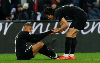 El París SG, de nuevo víctima de una remontada dolorosa en Champions