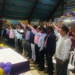 peledeistas reclaman en Imbert la reelección del presidente Danilo Medina