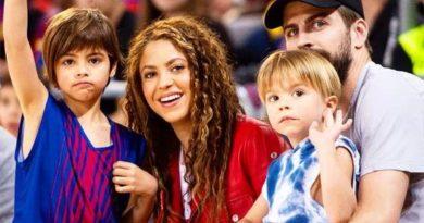 ¡Qué guapos! y ¡cómo han crecido! Shakira y Piqué presumen de hijos en su último plan familiar