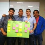 Jóvenes opinan sobre la adaptación ante el cambio climático