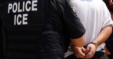 Dominicano arranca dedo con mordida a un oficial de ICE cuando lo estaban arrestando en El Bronx