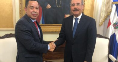 Emprendedor Antonio Cabrera y Danilo abordan facilidades de inversión para dominicanos en exterior