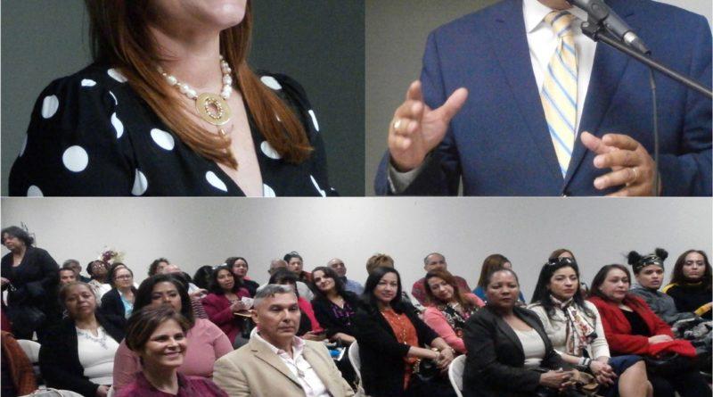 Emprendedora Astalicia Rosario exhorta mujeres alcanzar sus sueños sin temor a retos