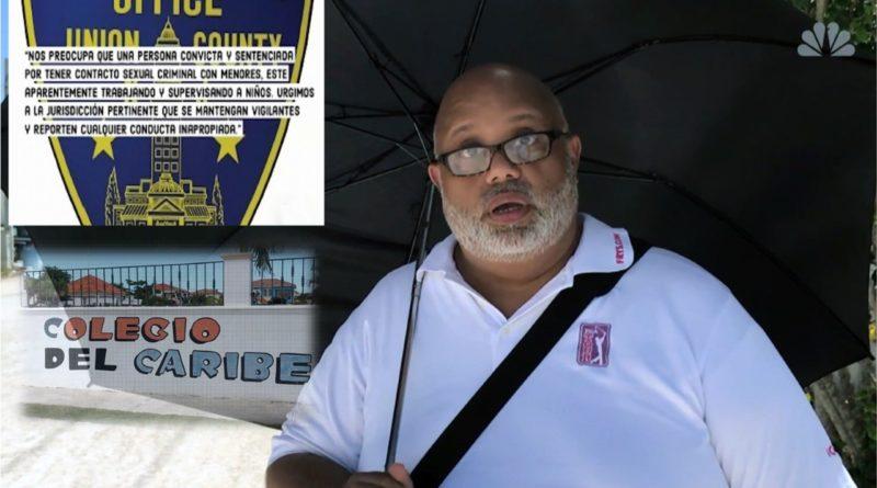 LE CAEN LOS PALITOS AL TOCA NIÑOS : A Fiscales de Nueva Jersey advierten autoridades de RD sobre ex sacerdote dominicano condenado por crimen sexual