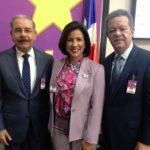 Margarita afirma en NY es tiempo de que gobierne una mujer responsabiliza a Danilo y Leonel por continuidad del PLD