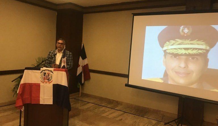 ATENCIÓN :General Retirado PN Juan Tomás Taveras lanza candidatura presidencial independiente