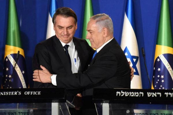 Bolsonaro anuncia la apertura de una oficina de negocios en Jerusalén, no de la Embajada