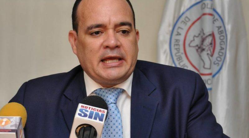 HABLO SURUN :Colegio de Abogados favorece elección nueva Suprema Corte de Justicia