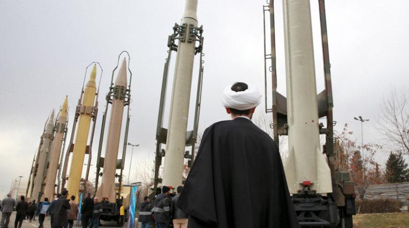 """Diputados corean """"muerte a EE.UU."""" en el Parlamento iraní"""